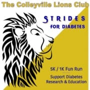 Lions Club Strides - Lions Stride for Diabetes Awareness