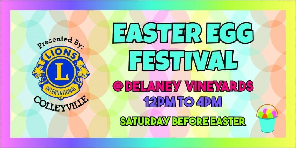 2019 Easter Egg Festival is Here